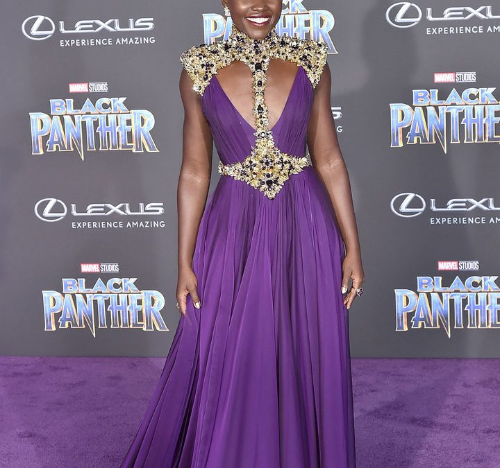 These Fashions From The Black Panther Premiere Are EVE.RY.THING.