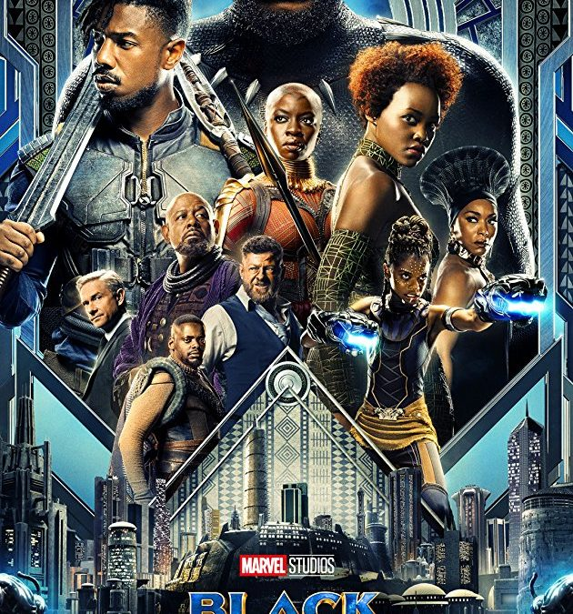 Black Panther Shatters Records (Spoiler Free)